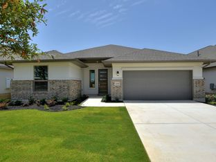 Sabine - River Collection at Meyer Ranch: New Braunfels, Texas - Tri Pointe Homes