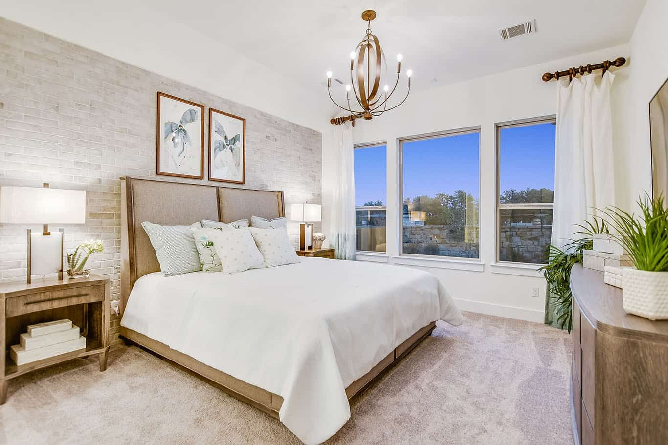 Bedroom featured in the Foss By Tri Pointe Homes in Austin, TX