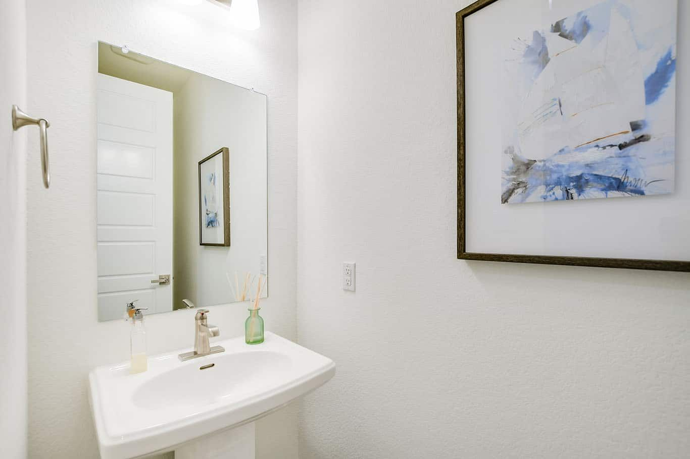 Bathroom featured in the Foss By Tri Pointe Homes in Austin, TX