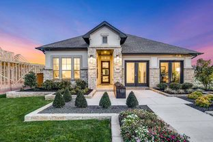 Foss - Park Collection at Bar W Ranch: Leander, Texas - Tri Pointe Homes