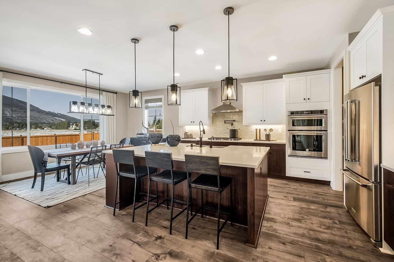 Kitchen featured in the Plan M-300 By Tri Pointe Homes in Seattle-Bellevue, WA