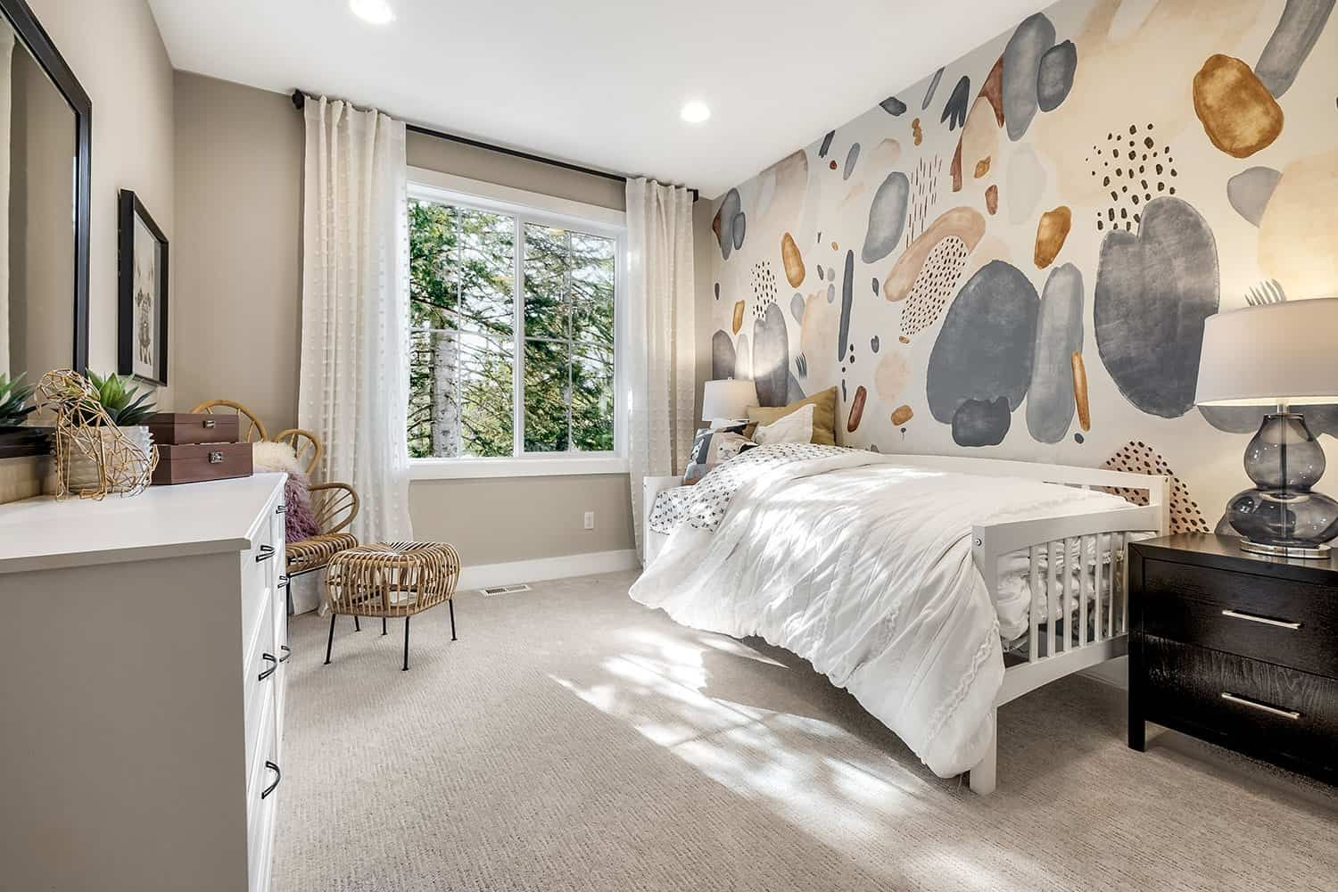 Bedroom featured in the Plan M-300 By Tri Pointe Homes in Seattle-Bellevue, WA