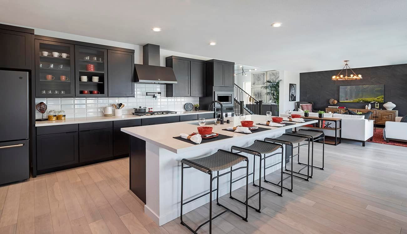Kitchen featured in the Plan 2 By Tri Pointe Homes in Las Vegas, NV