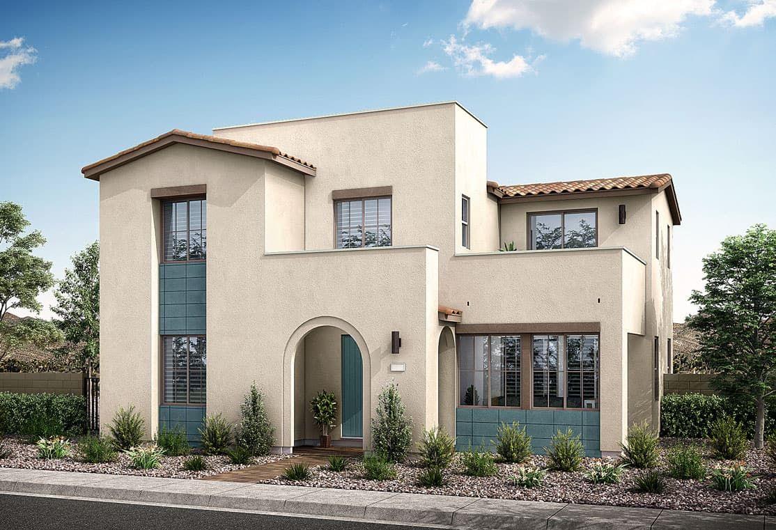 PH-neighborhood-Pardee-Las-Vegas-Strada-1A:PLAN 1A