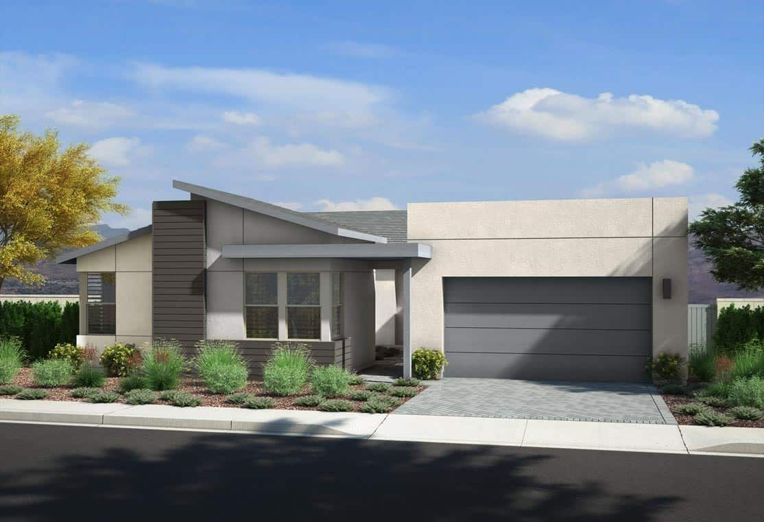 PLAN 2 - EXTERIOR C:Nevada Living