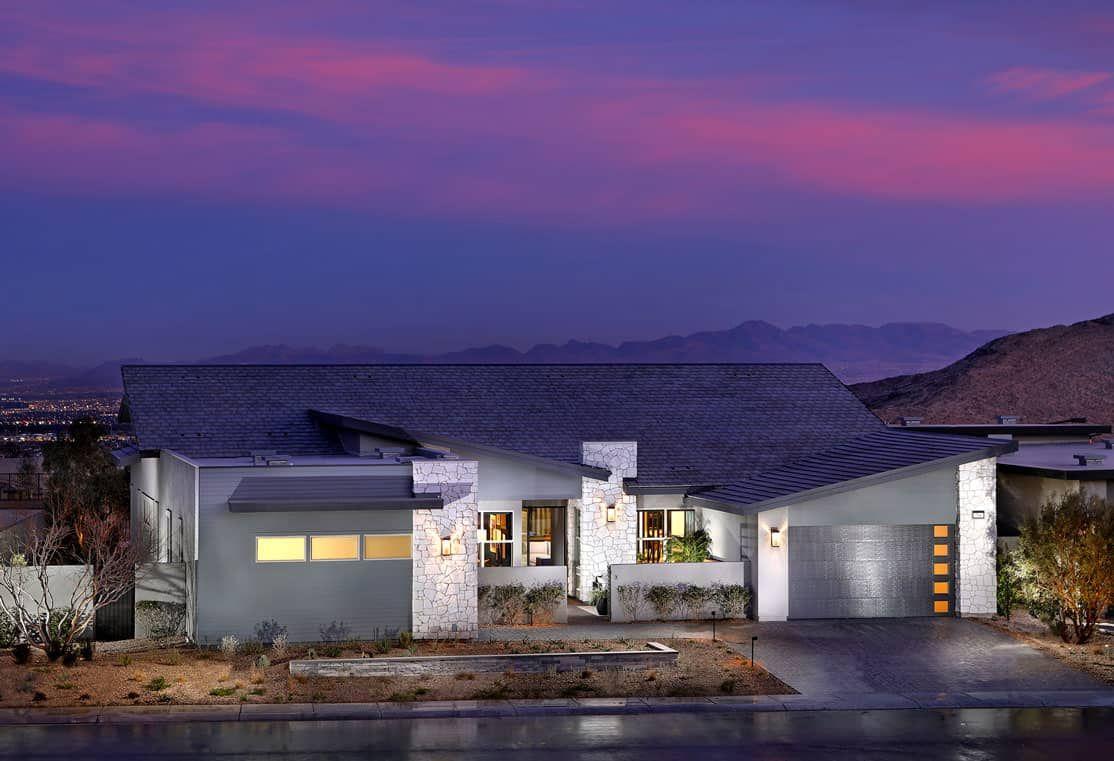 'Sandalwood' by Tri Pointe Homes Las Vegas in Las Vegas