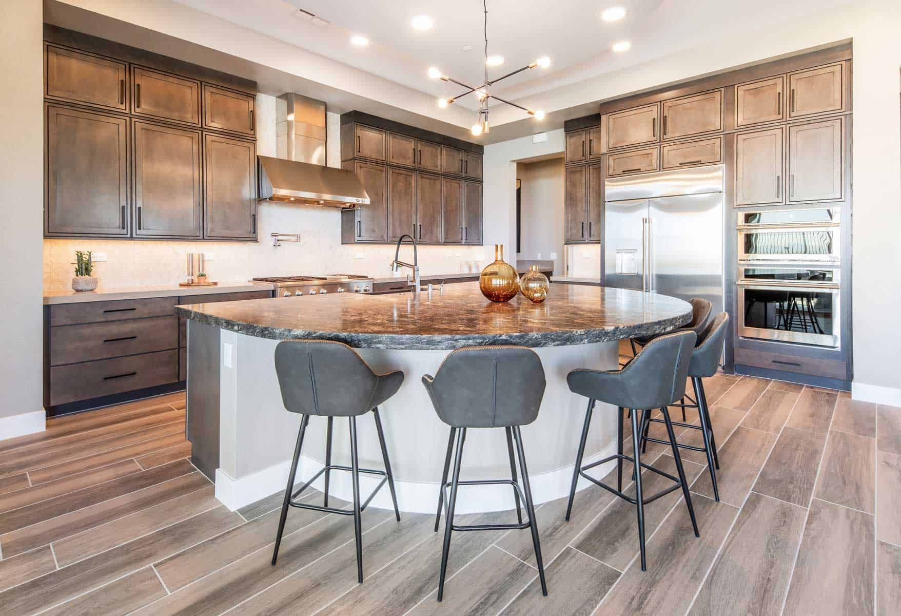 Kitchen featured in the Plan 5 By Tri Pointe Homes in Las Vegas, NV