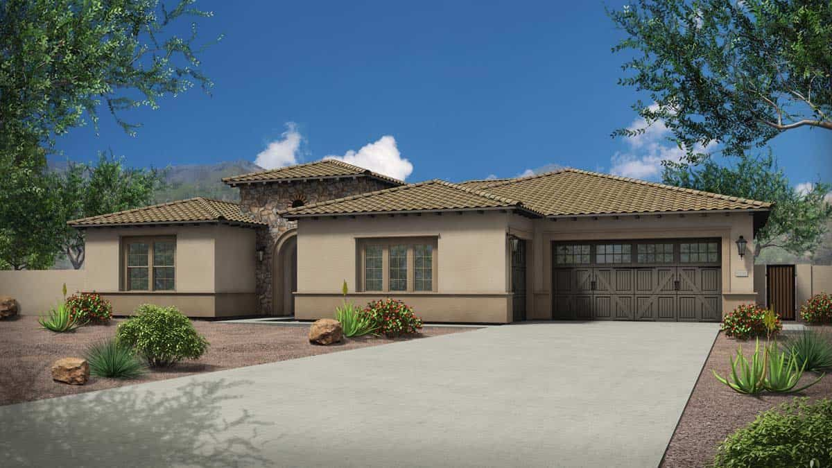 New Construction Homes Plans In Peoria Az 1 548 Homes Newhomesource