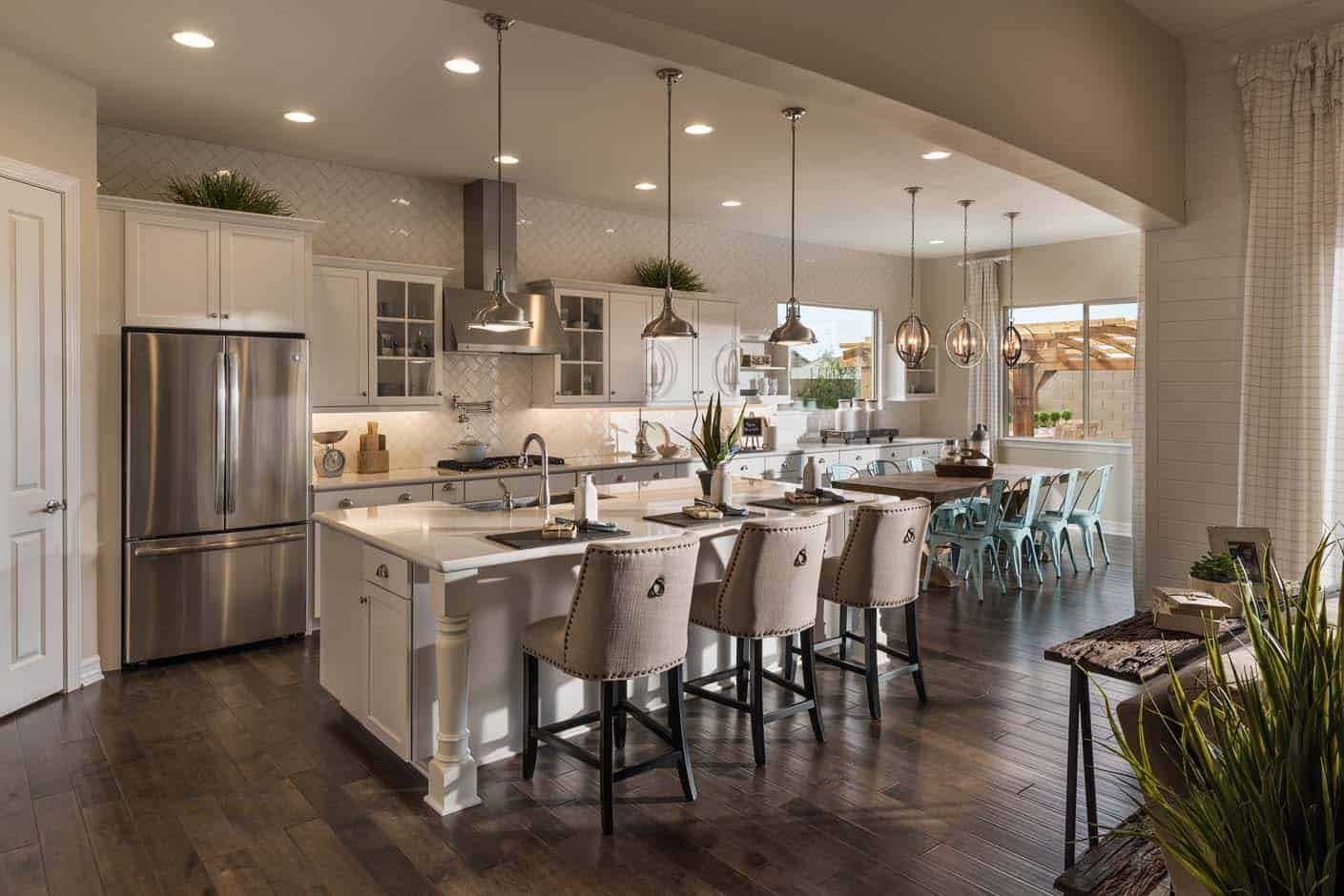 Kitchen featured in the Cholla By Tri Pointe Homes in Phoenix-Mesa, AZ