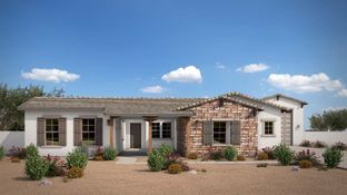 Discovery - Pathfinder North at Spur Cross: Queen Creek, Arizona - Tri Pointe Homes