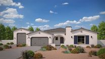 Pathfinder North at Spur Cross by Tri Pointe Homes in Phoenix-Mesa Arizona