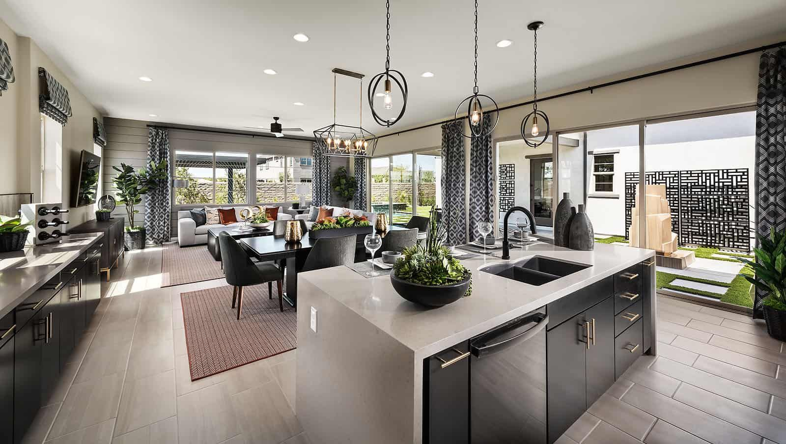 Living Area featured in the Citrus By Tri Pointe Homes in Phoenix-Mesa, AZ