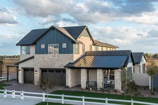 Homesteader - Lakeview Trails at Morrison Ranch: Gilbert, Arizona - Tri Pointe Homes