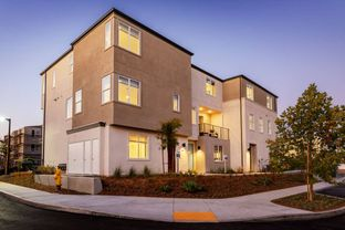 Plan 1 - Solmar: San Diego, California - Tri Pointe Homes