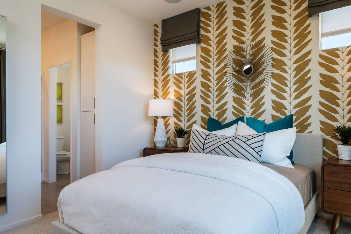 Bedroom featured in the Plan 1 By Tri Pointe Homes in San Diego, CA