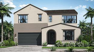 Plan 1 - Sendero Collection: San Diego, California - Tri Pointe Homes