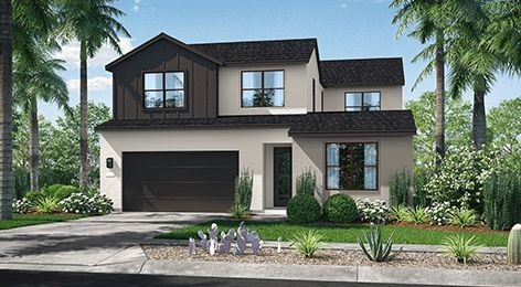 Sendero Collection | Plan 2B Exterior