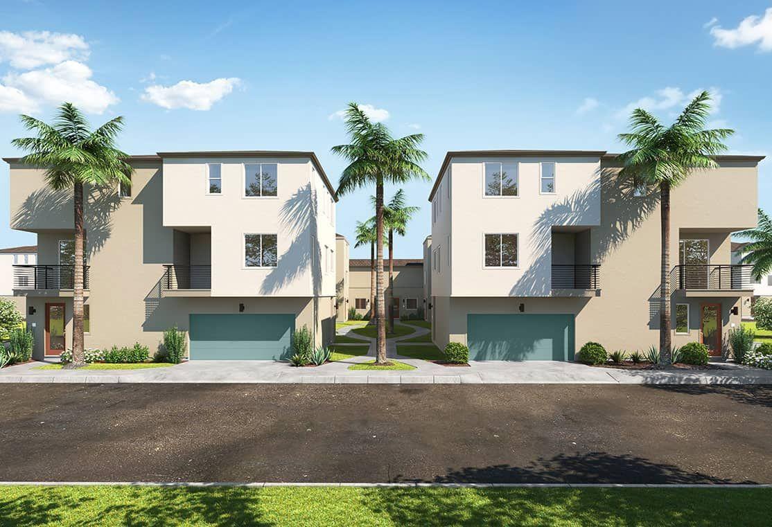 PDH-residence-Marea_14Plex_Scheme-1:Marea 14 Plex Building | Scheme 1 Rendering