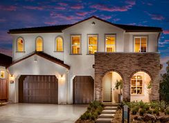 Plan 2 - Waterstone at Folsom Ranch: Folsom, California - Tri Pointe Homes