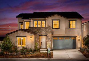 Plan 4 - Brookstone at Folsom Ranch: Folsom, California - Tri Pointe Homes