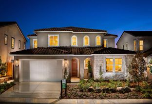 Plan 3 - Brookstone at Folsom Ranch: Folsom, California - Tri Pointe Homes
