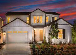 Plan 2 - Brookstone at Folsom Ranch: Folsom, California - Tri Pointe Homes