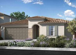 Plan 1 - Brookstone at Folsom Ranch: Folsom, California - Tri Pointe Homes