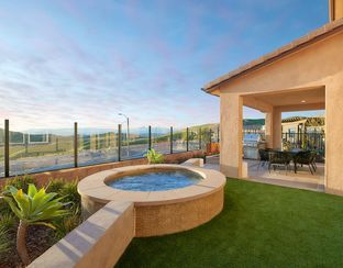 Sola Plan 1 Model Home - Sola at Skyline: Santa Clarita, California - Tri Pointe Homes