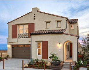 Plan 3 Model Home - Sola at Skyline: Santa Clarita, California - Tri Pointe Homes