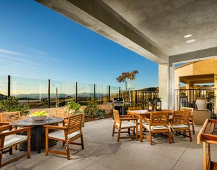 Plan 4 Model Home - Sola at Skyline: Santa Clarita, California - Tri Pointe Homes