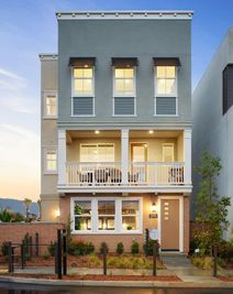 Tempo Plan 1 - Tempo at The Resort: Rancho Cucamonga, California - Tri Pointe Homes