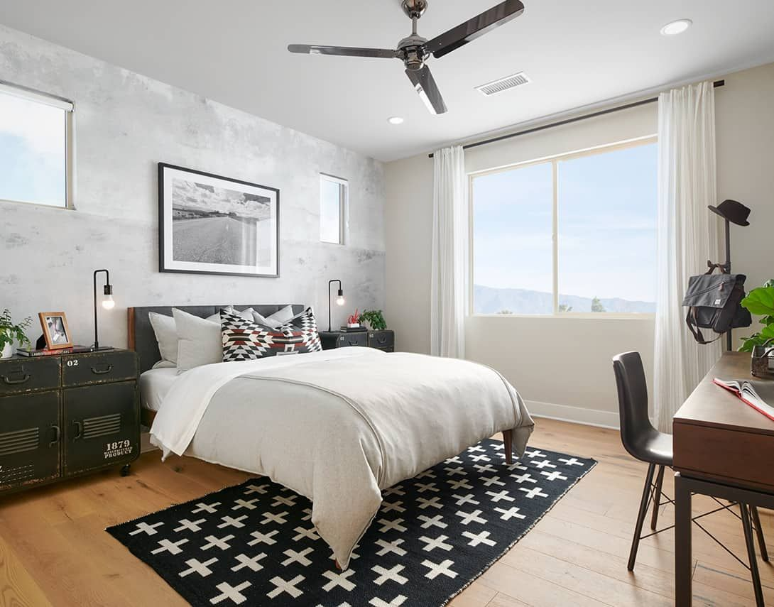 Bedroom featured in the Cerise Plan 3 By Tri Pointe Homes in Orange County, CA