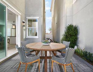 Cerise Plan 2 - Cerise at Canvas: Anaheim, California - Tri Pointe Homes