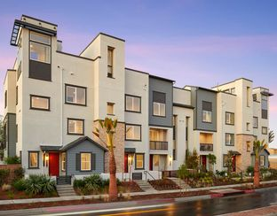 Claret Plan 1 - Claret at Canvas: Anaheim, California - Tri Pointe Homes