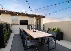 Violet Plan 2 - Violet at Canvas: Anaheim, California - Tri Pointe Homes
