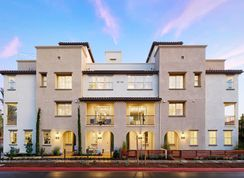 Violet Plan 1 - Violet at Canvas: Anaheim, California - Tri Pointe Homes