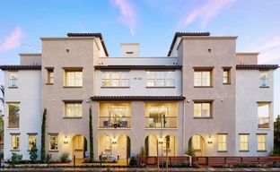 Violet at Canvas by Tri Pointe Homes in Orange County California