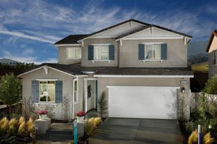 Plan 3 - Cienega: Banning, California - Tri Pointe Homes