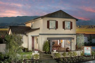 Plan 1 - Cienega: Banning, California - Tri Pointe Homes