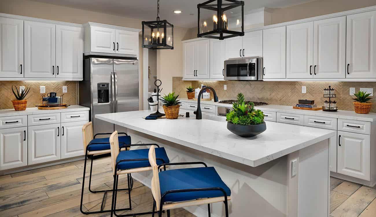 Kitchen featured in the Residence 1 By Tri Pointe Homes in Riverside-San Bernardino, CA