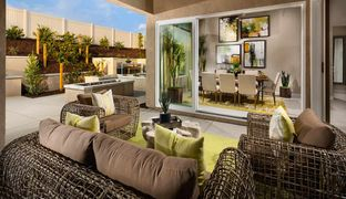 Residence 2 - Mira: Beaumont, California - Tri Pointe Homes