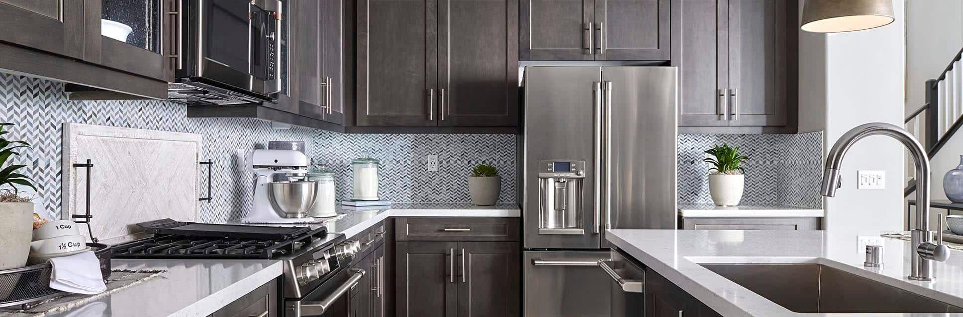 Kitchen featured in the Plan 3 By Tri Pointe Homes in Riverside-San Bernardino, CA