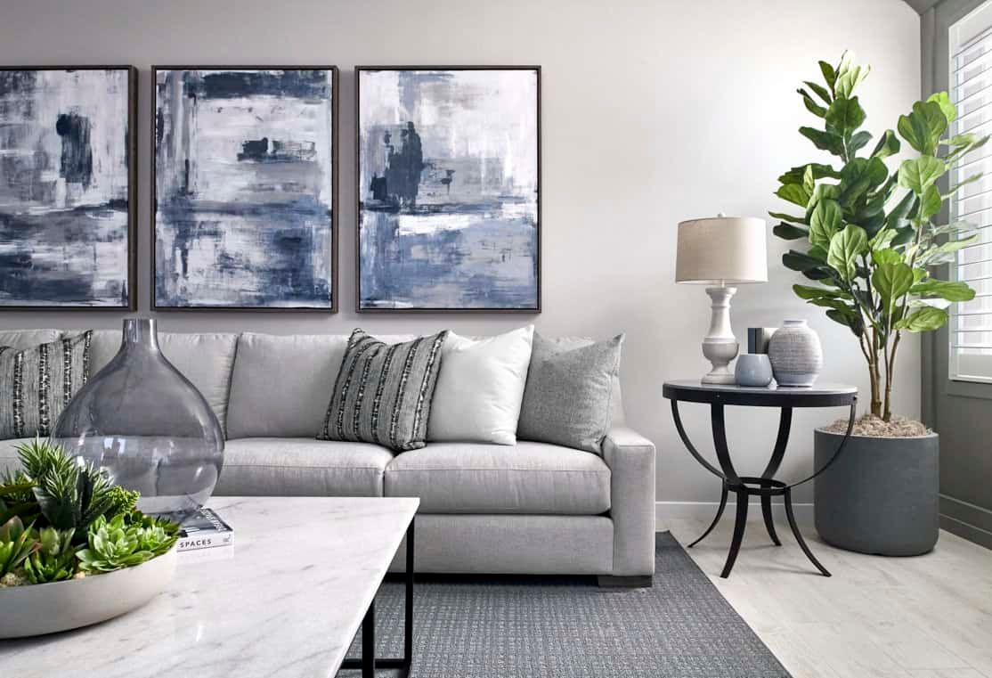 Living Area featured in the Plan 3 By Tri Pointe Homes in Riverside-San Bernardino, CA