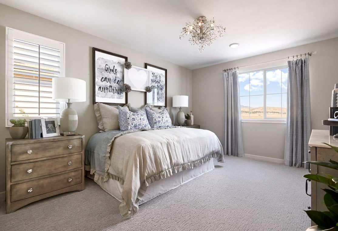 Bedroom featured in the Plan 3 By Tri Pointe Homes in Riverside-San Bernardino, CA
