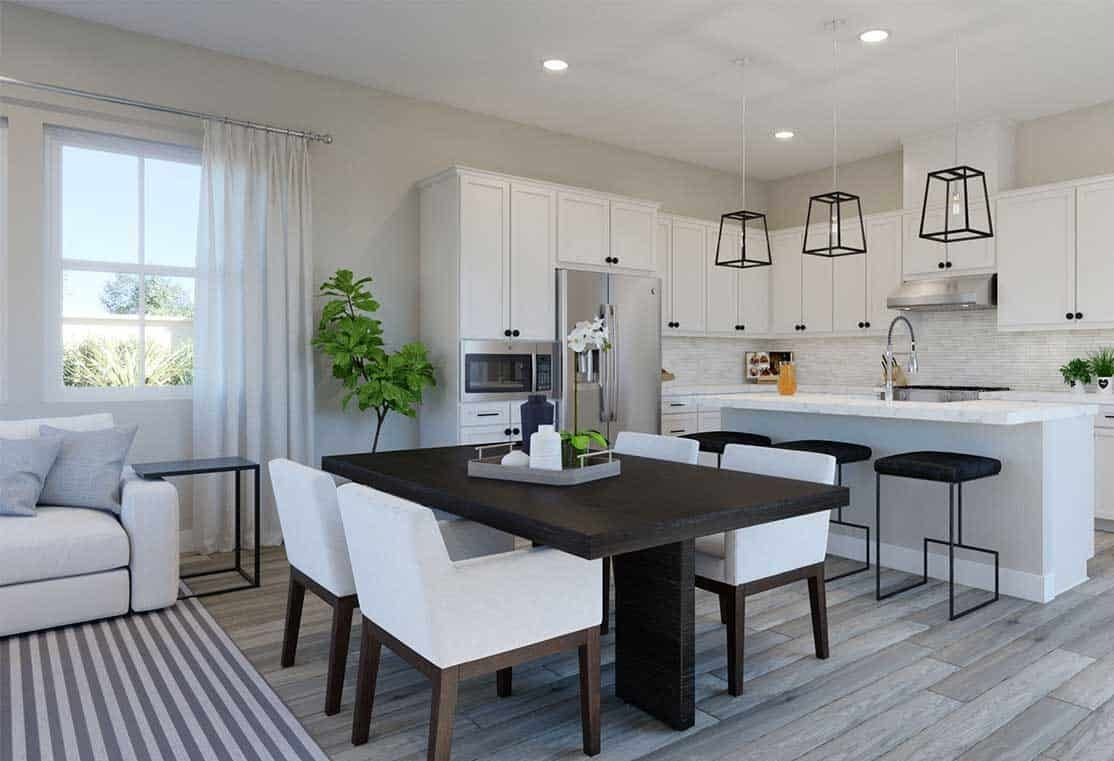 Kitchen featured in the Plan 6 By Tri Pointe Homes in Santa Rosa, CA