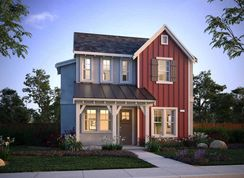 Plan 5 - Riverfront: Petaluma, California - Tri Pointe Homes