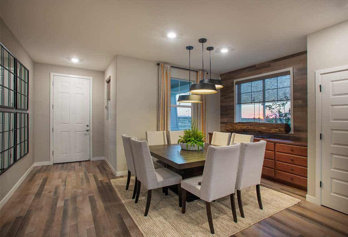Living Area featured in the Plan 1 By Tri Pointe Homes in Stockton-Lodi, CA