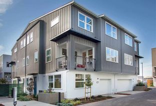 Plan 7 - Ellis at Central Station: Oakland, California - Tri Pointe Homes