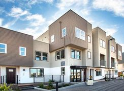 Plan 2 - Ellis at Central Station: Oakland, California - Tri Pointe Homes
