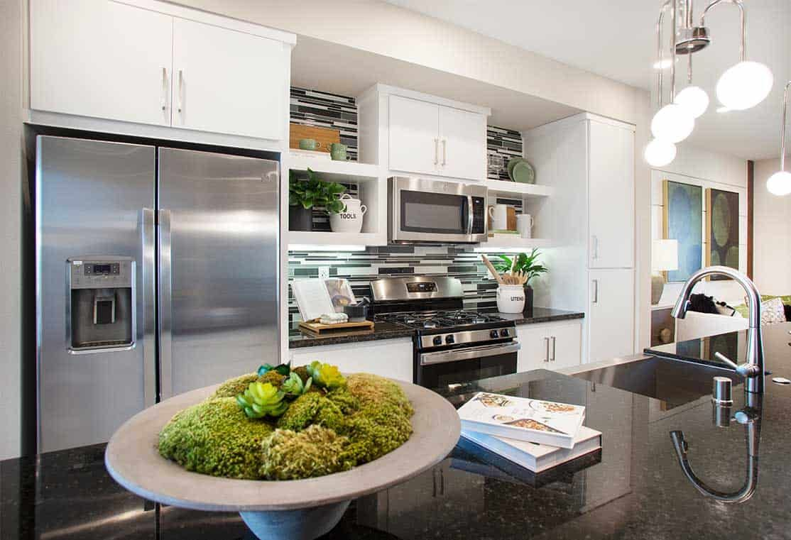 Kitchen featured in the Plan 2 By Tri Pointe Homes in Oakland-Alameda, CA